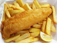 Takeaway/fish'n'chips [jc]