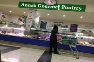 """Anna's Gourmet Poultry"""