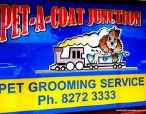 """Pet a Coat [dog] Grooming"""